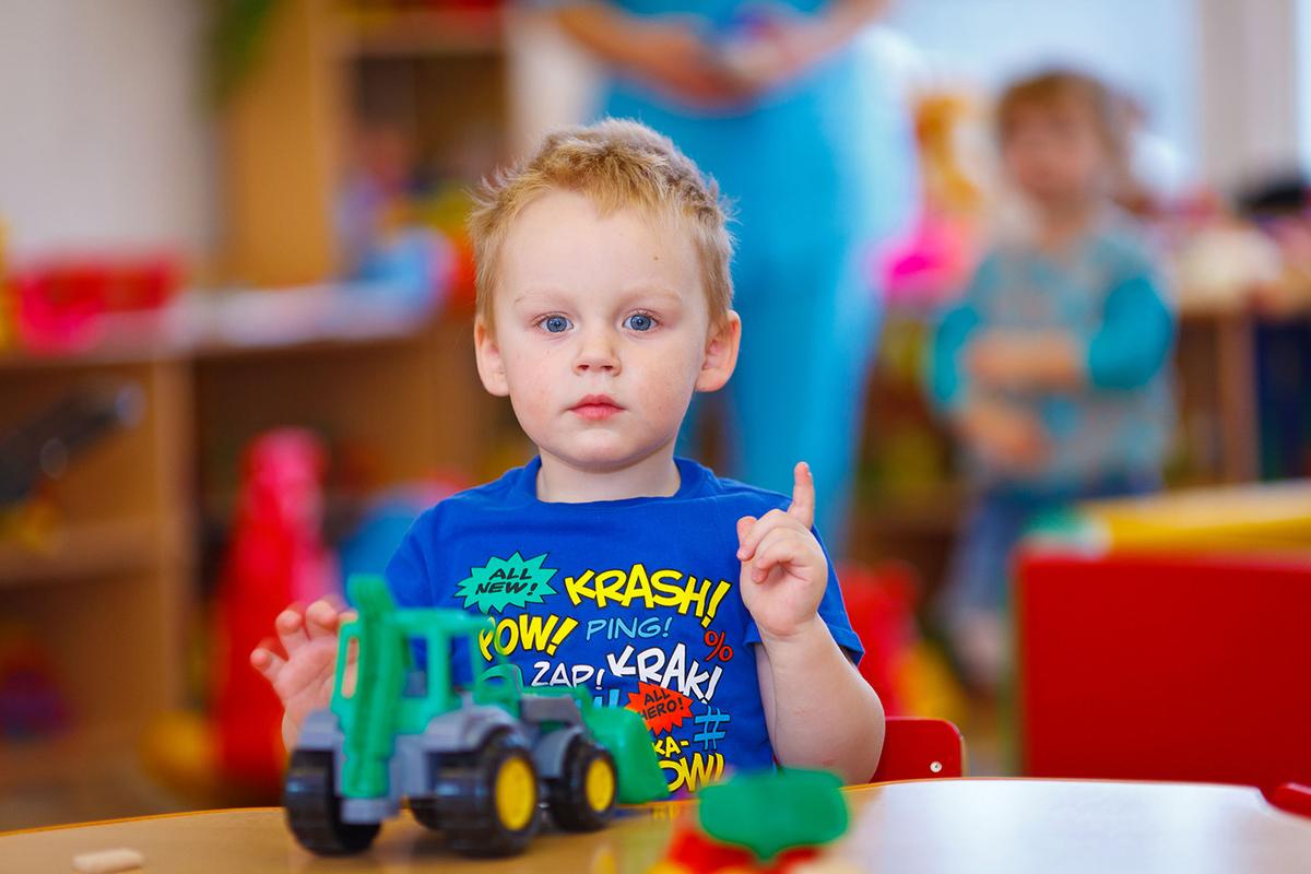 Репортажная  фотосъёмка  в  детском  саду