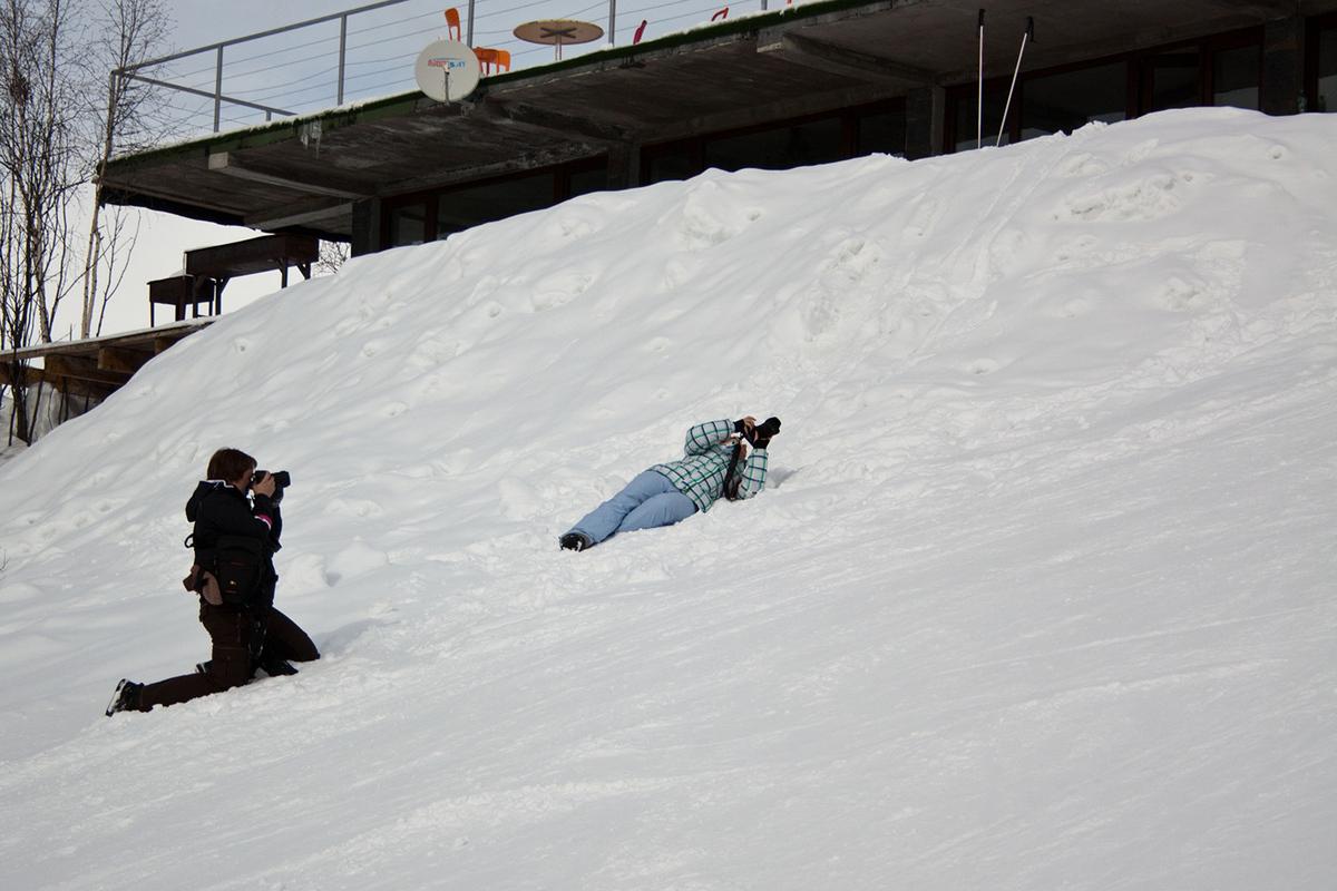 Фототур  по  Грузии  февраль - март 2013