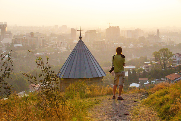 Фотоур  по  Грузии Август - Сентябрь 2012 год