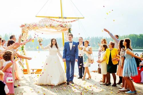 Свадьба в Яхонтах