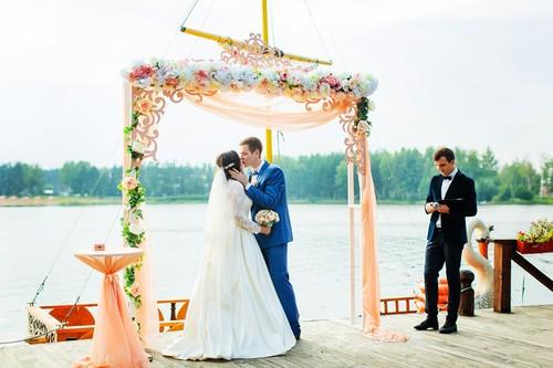Свадьба в парк -отеле