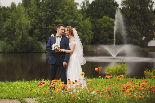 Свадьба в