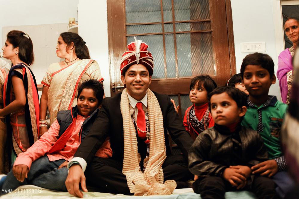 INDIA, PART II
