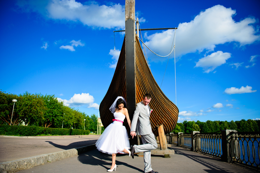 Свадьбы - Сергей и Дания