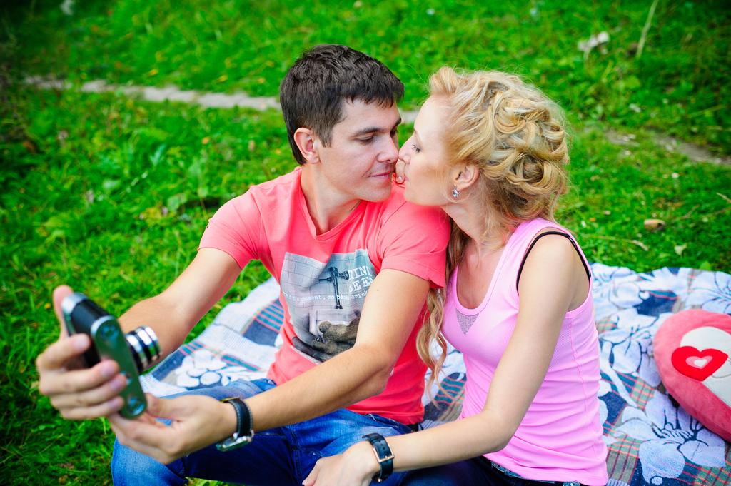 Другие съемки - Степан и Галина Love Story