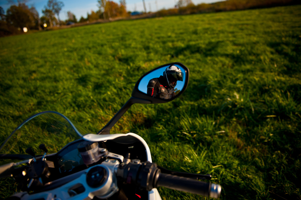 Другие съемки - Михаил & Ducati panigale 899