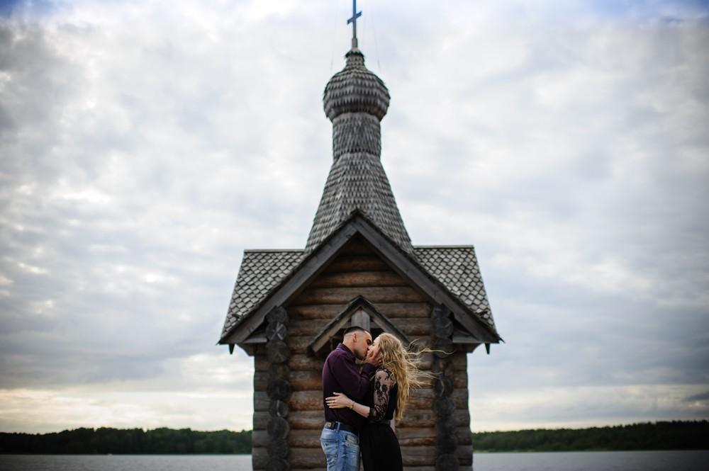 Другие съемки - Владимир и Анна Love Story