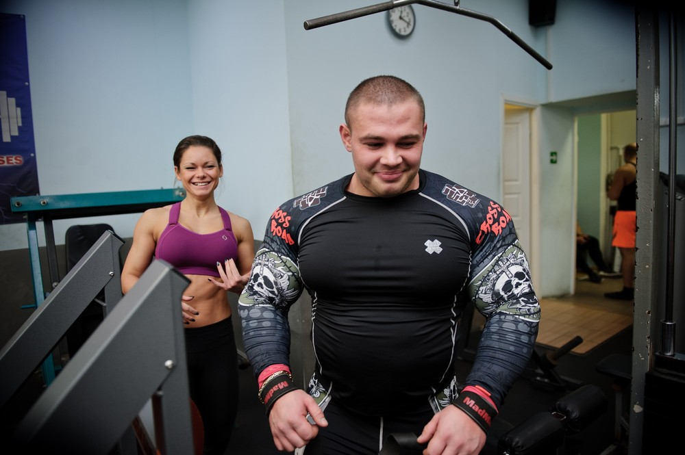 Другие съемки - Алексей и Наталья Лесковы