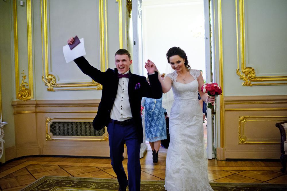 Свадьбы - Евгений и Вера