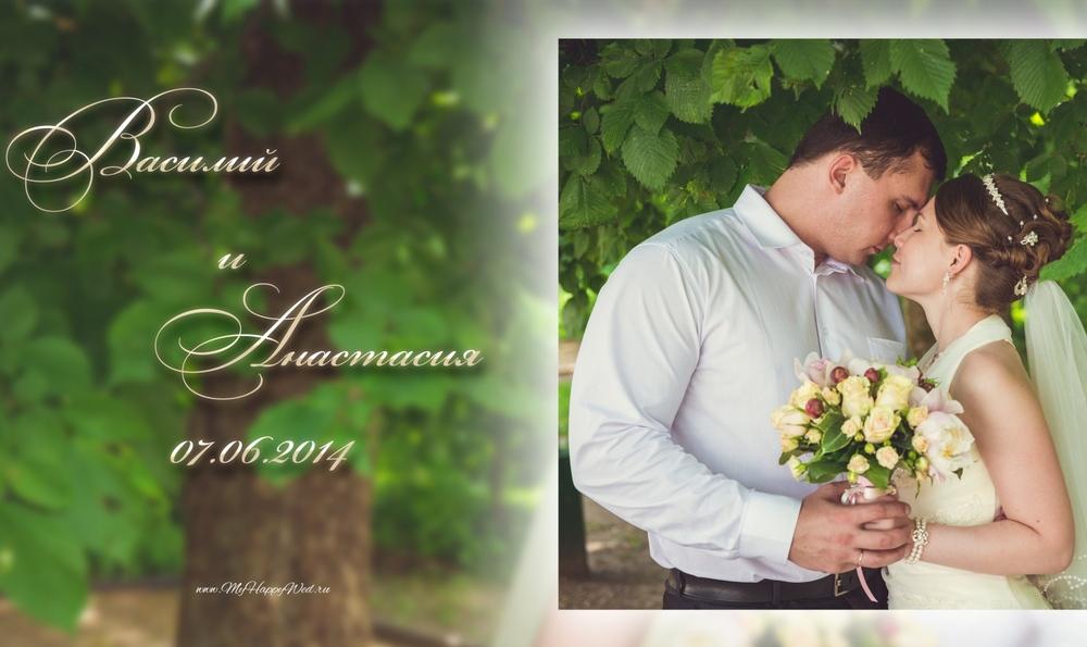 Василий и Анастасия