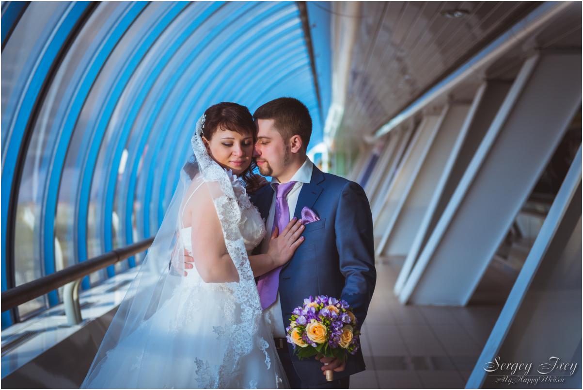 Свадебные фотосессии в интерьерах