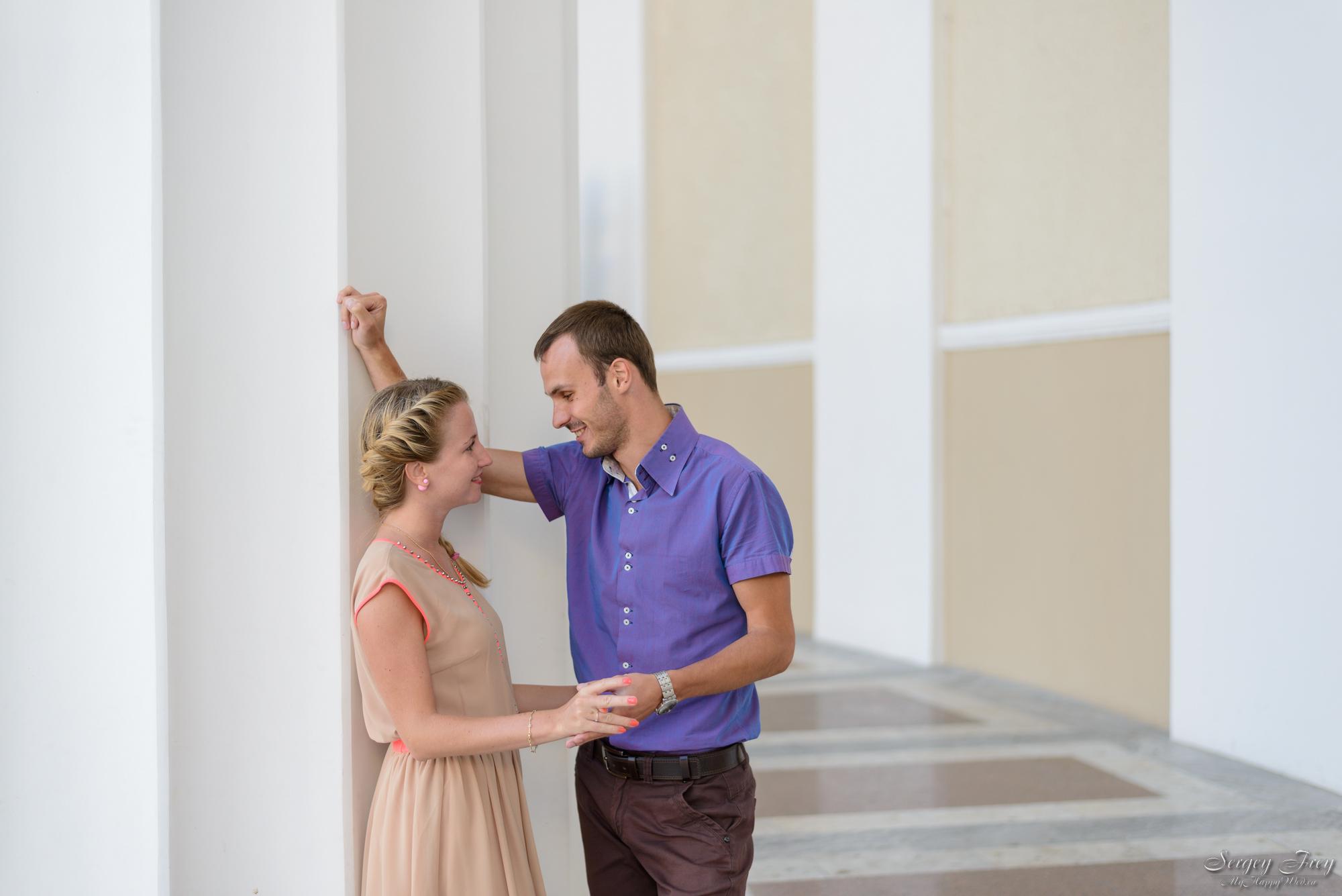 Евгений и Галина