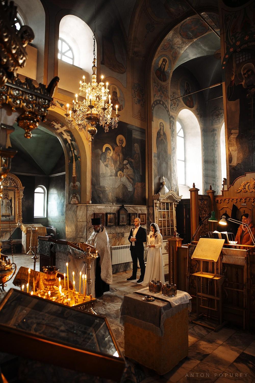 Венчание Владимира & Анастасии