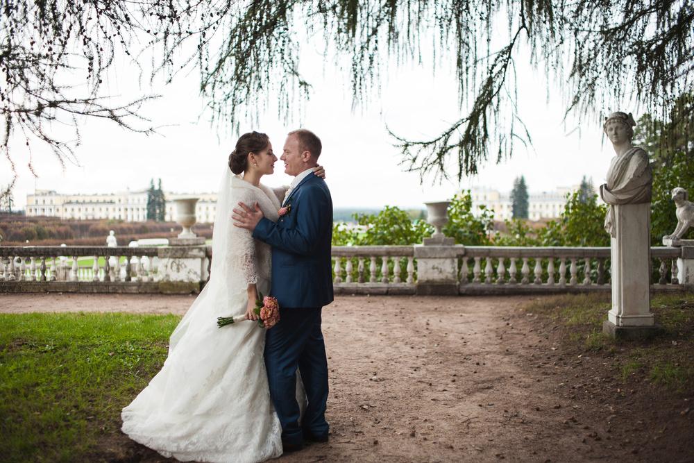архангельское усадьба свадьба