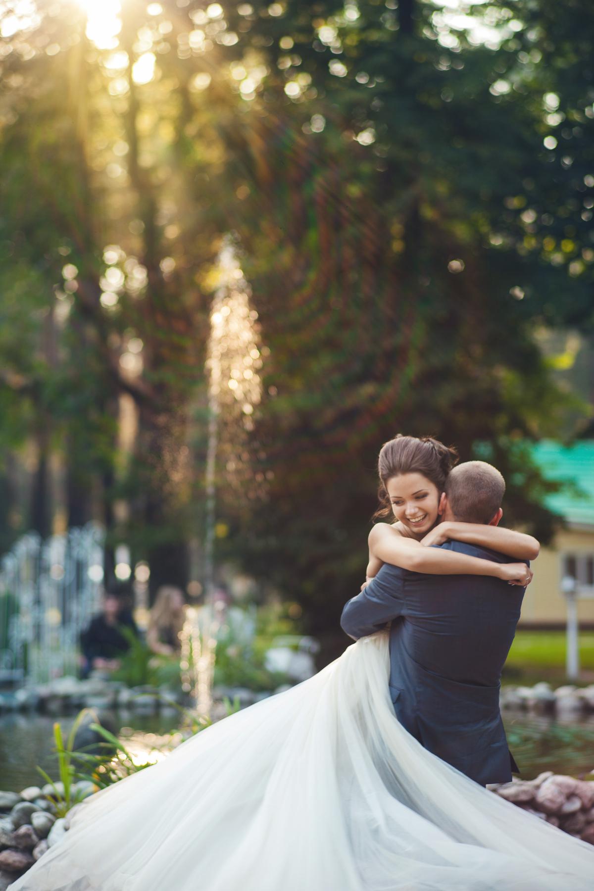 Сосновый Бор, Свадьба