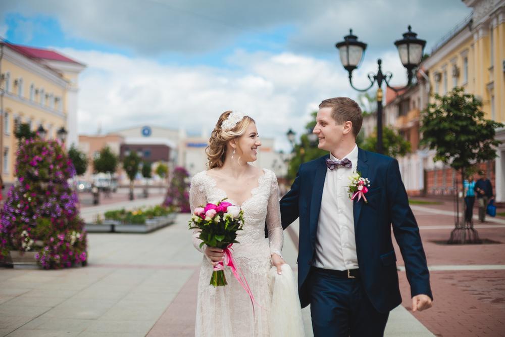 бульвар гагарина брянск, свадьба