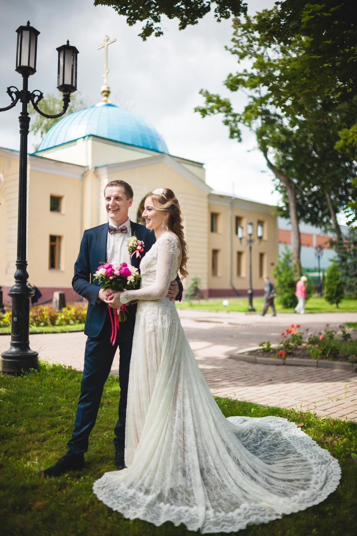 парк толстого брянск, свадьба