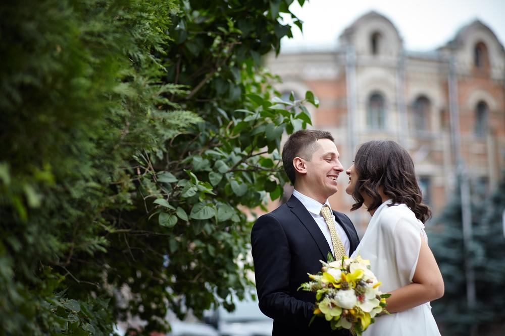 свадьба брянск, круглый сквер