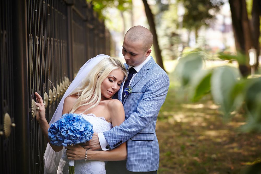 Парк им. А. К. Толстого Брянск, Жених и невеста