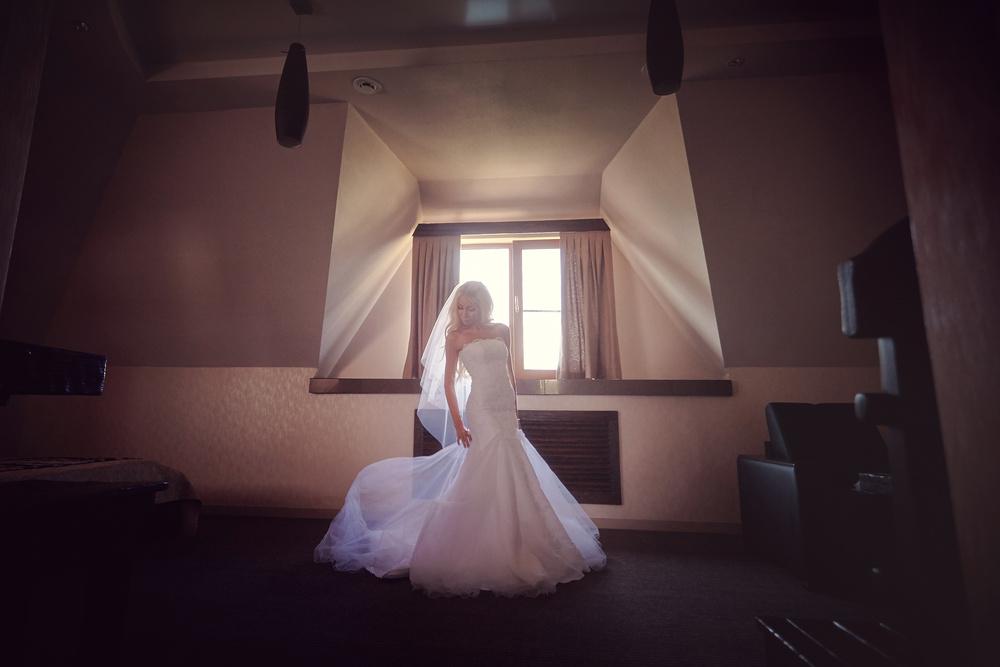 Гостевой дом Отень, сборы невесты
