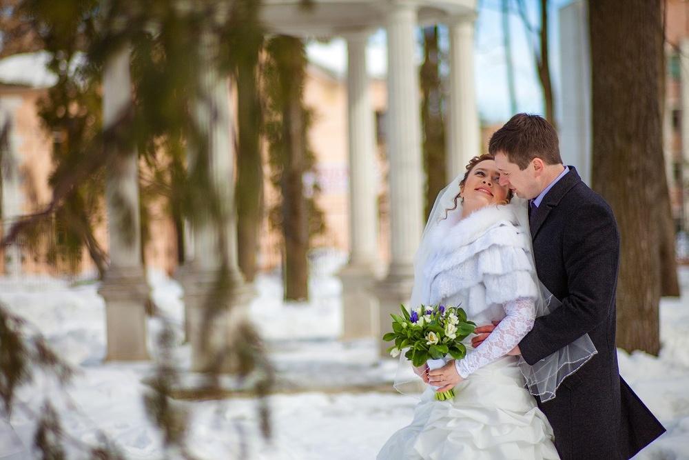 Парк Толстого, Свадьба