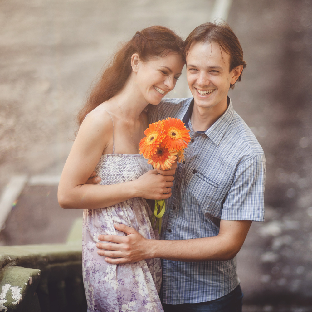 Лидия и Александр