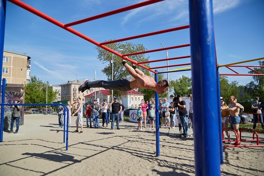 Открытие летнего сезона в Новосибирске