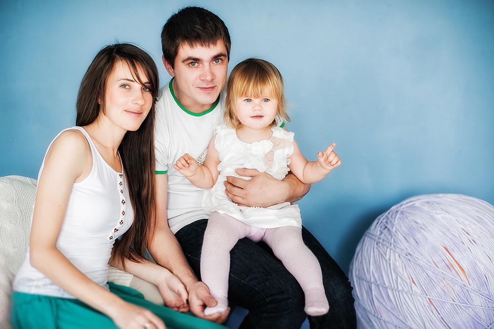 Миша, Оля и Александра