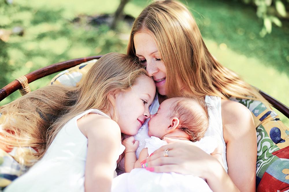Дочки-матери :)