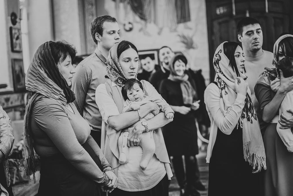 Крещение Макара