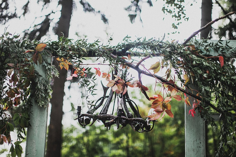 Вова ♡ Настя. Уютная осенняя свадьба с лисами