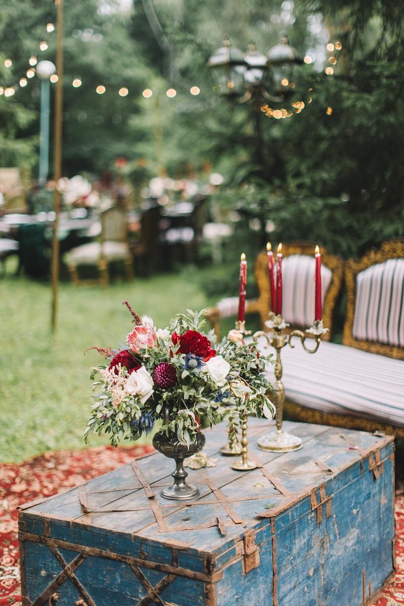 свадьба в бохо стиле