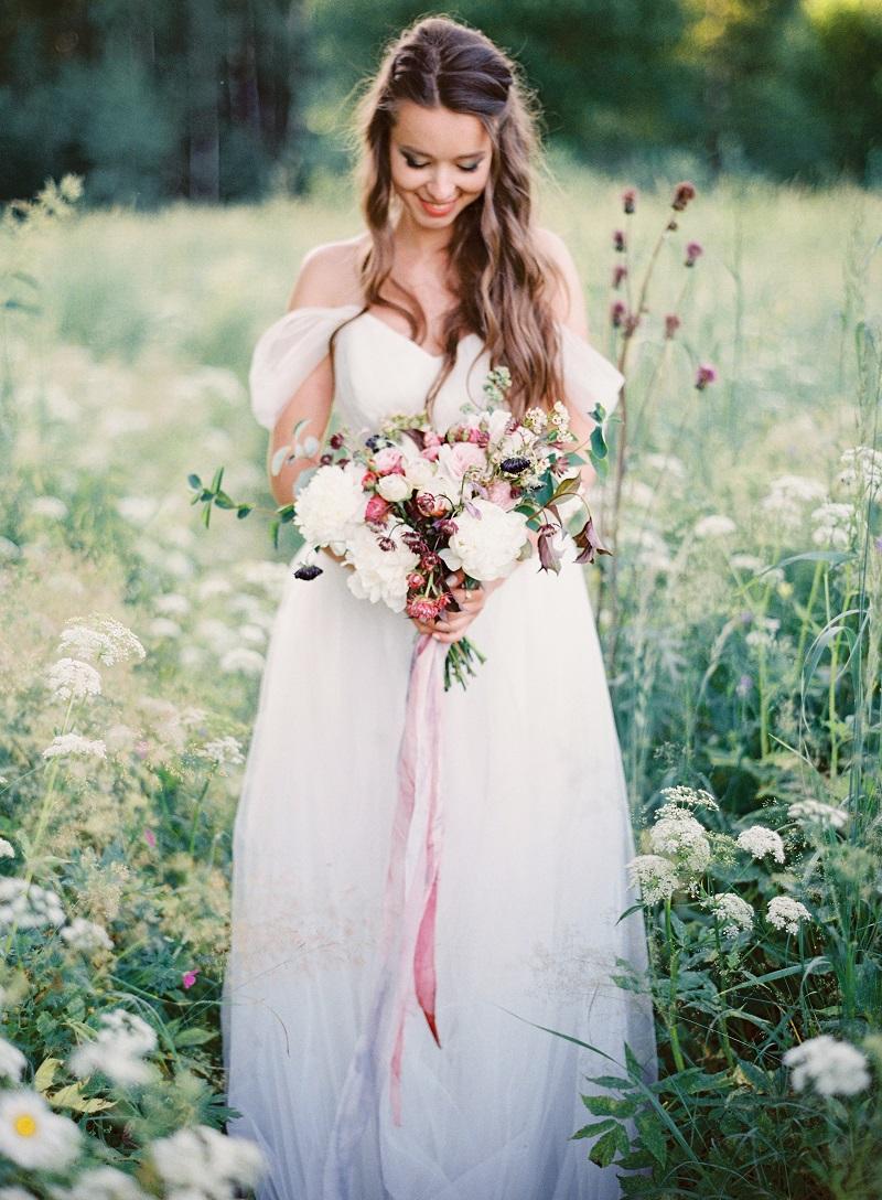 Утро невесты Лили по мотивам Джейн Остин