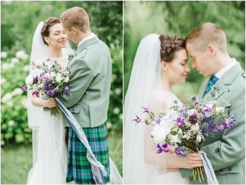 Alasdair ♡ Мария. Русско-Шотландская свадьба
