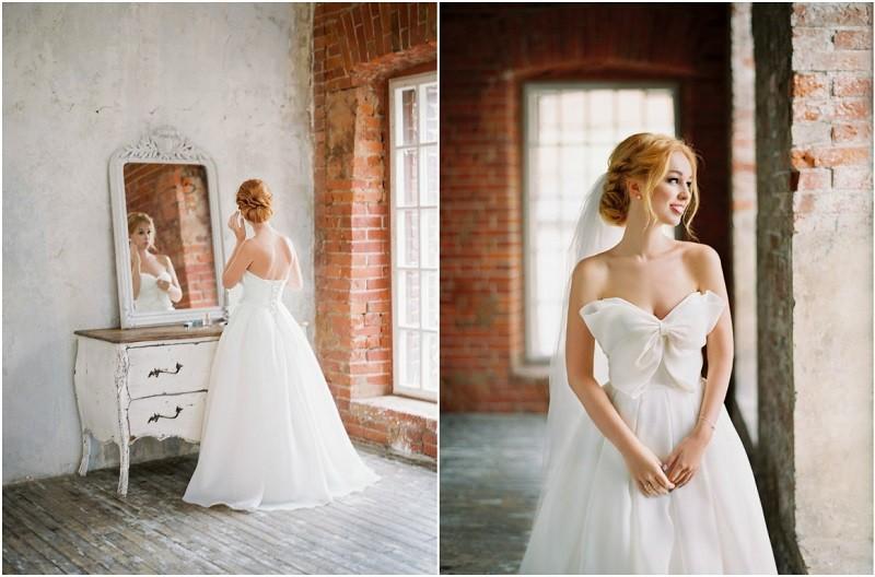 утро невесты в лофте