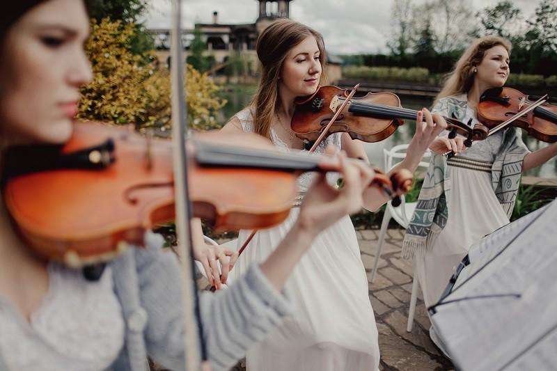 музыкальное сопровождение свадебной церемонии