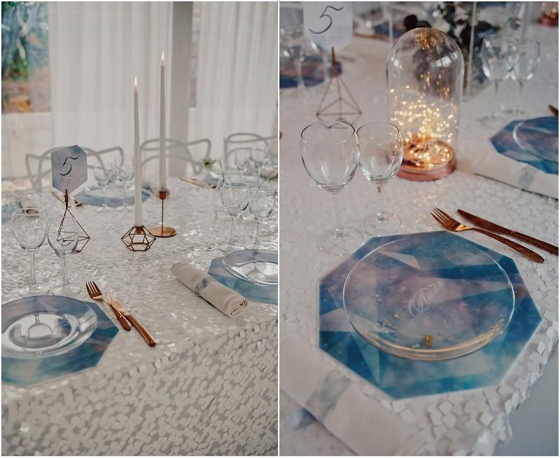 сервировка на звездно свадьбе
