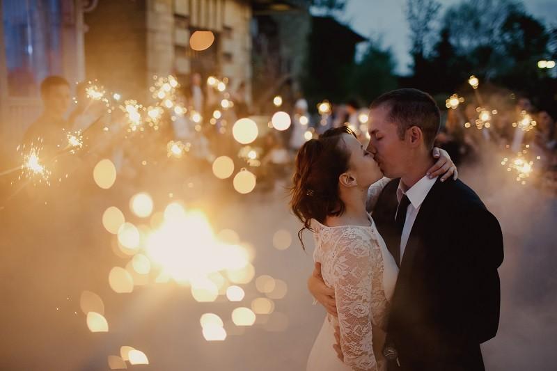 свадьба в Жан Реми