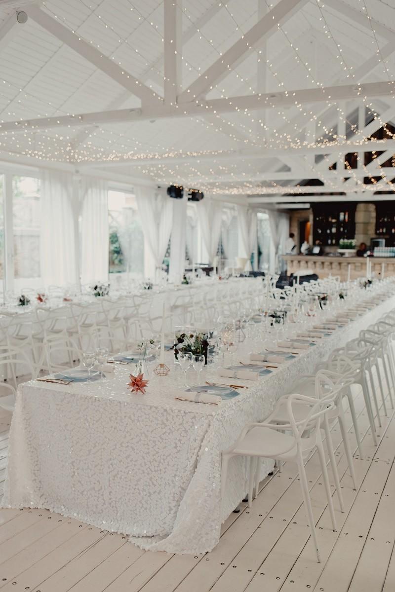 оформление свадьбы в Жан Реми