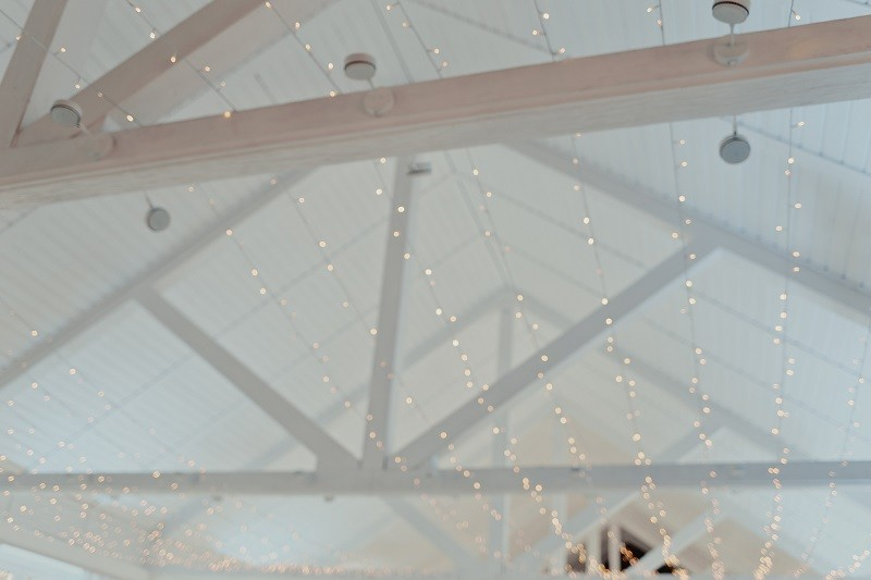 подсветка на свадьбе
