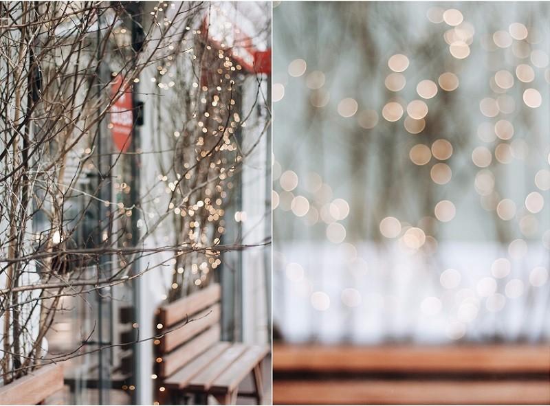 Новогоднее оформление ресторана Buba ул. Малая Никитская, 10