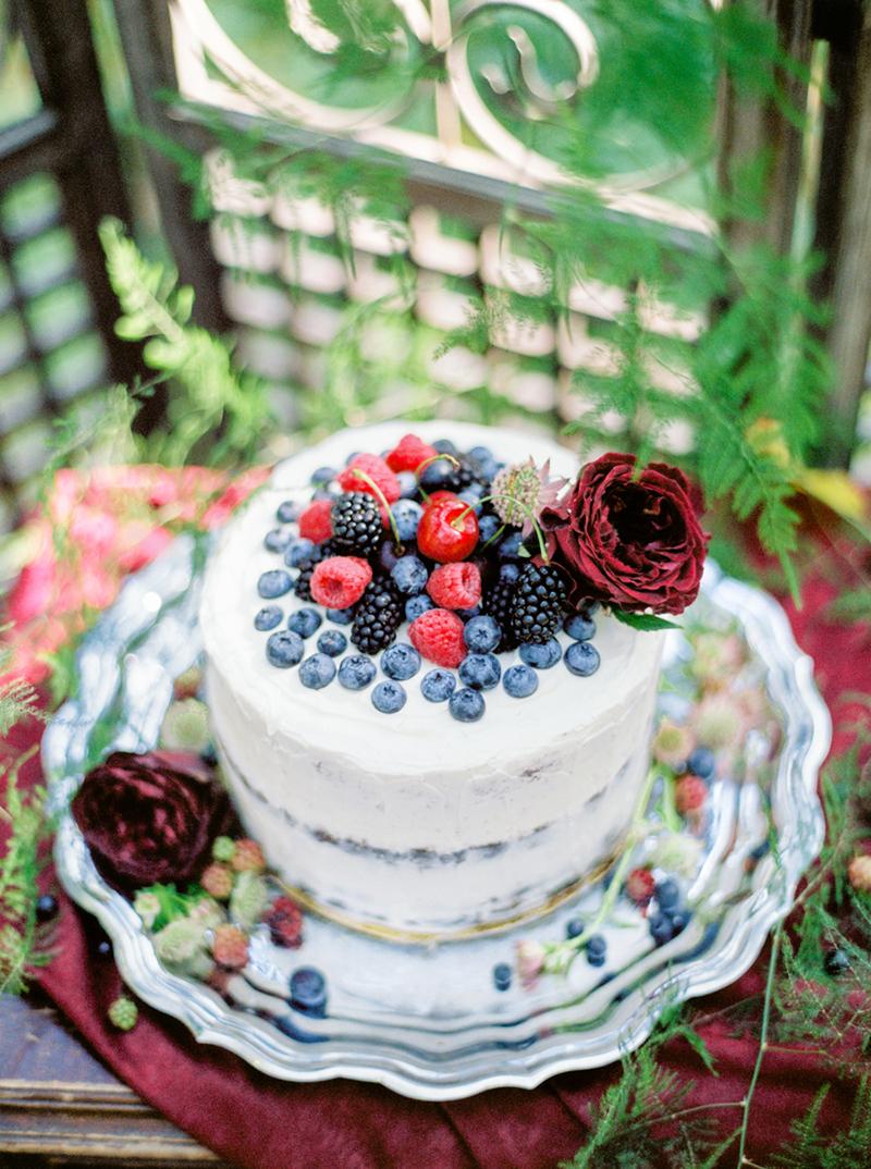 Everyday Holiday, оформление торта