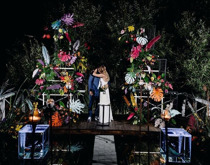 Вадим ♡ Катя. Fresh berries wedding