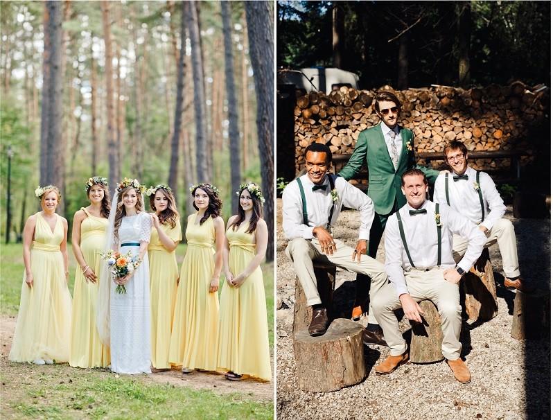 Робин ♡ Даша. Русско-Американская свадьба по мотивам сказок