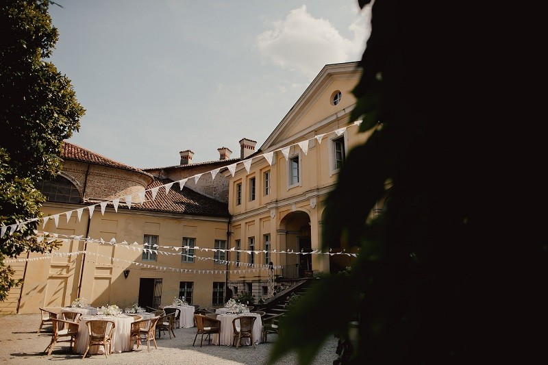 Сережа ♡ Даша. Свадьба в Итальянском замке