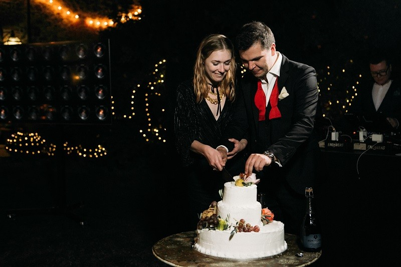 Дима ♡ Даша. Урожайная свадьба в Италии