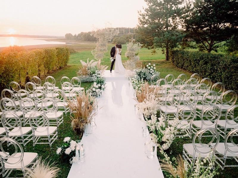 Глеб ♡ Лиза. Свадьба в семейном имении