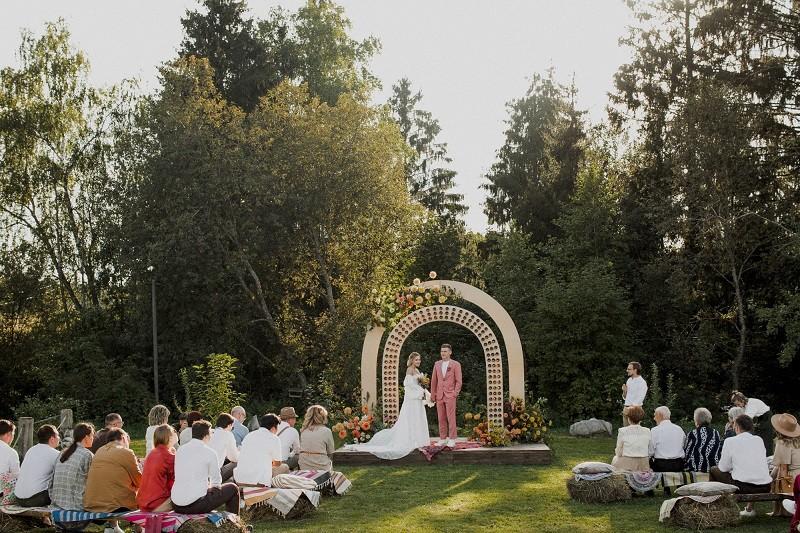 Равиль ♡ Валерия. Пивная свадьба