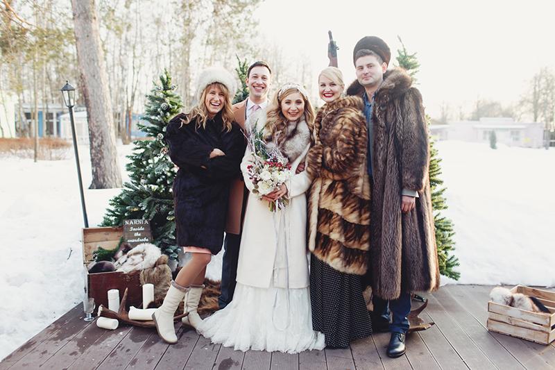 Том ♡ Ксюша. Волшебная свадьба по мотивам