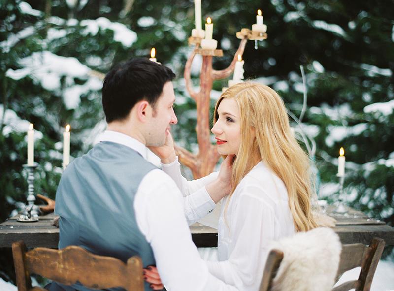 волшебная зимняя love story